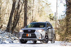 (RichardGlenSailors) Tags: canon 7d lseries 2470mm usm snow ice winter north georgia subaru forester xt turbo fa20dit awd