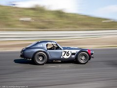 2017 Zandvoort Historic GP: AC Cobra (8w6thgear) Tags: zandvoort historic gp grandprix 2017 ac cobra sportscar tarzanbocht mastersgentlemendrivers