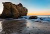Rocky Blues (JohnLazo19) Tags: beach california canon5dmarkiv coast elmatador longexposure morning ocean pch rocks sun sunrise water