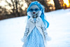 Monster High Ghoulia Yelps (portraitdiva) Tags: monsterhigh ghouliayelps mattel doll muneca boneca puppe poupee winter snow