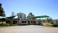 BETHUNGRA ~ General Store (Jungle Jack Movements (ferroequinologist)) Tags: bethungra junee shire riverina shirly hotel bed breakfast general store petrol station restautrant takeaway food fuel truck stop railway town village nsw new south wales australia day flag rural country small business heartland farm property aussie plant grow grain soil wheat oats barley field paddock tractor auger team market seasons summer acre tonne ton ship share fence dust dry flat silo hay feed bale load stack fodder tinder drought flood plain track