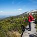 Subimos até o pico Szrenica (1362m)