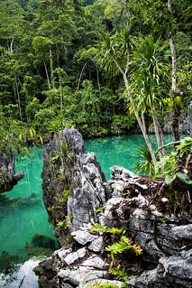 The Blue Lagoon, Pulau Labengke.