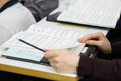 choir6 (Arts at Birmingham) Tags: music choir rehearsal 2017 piano students teaching