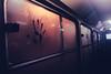 No escape. (Matthias Dengler || www.snapshopped.com) Tags: matthias dengler snapshopped photography photographer photograph emotive emotional documentary dark rain rainy misty foggy bus vilnius lithuania no escape mystic travel street colour obscure window hand night evening city urban glass