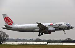 OE-IZE Airbus A320-214 Fly Niki/Air Berlin (Keith B Pics) Tags: oeize dabhm airbus a320 niki easyjet southend sen egmc keithbpics woe oeleh airberlin fkyniki canoneos5d