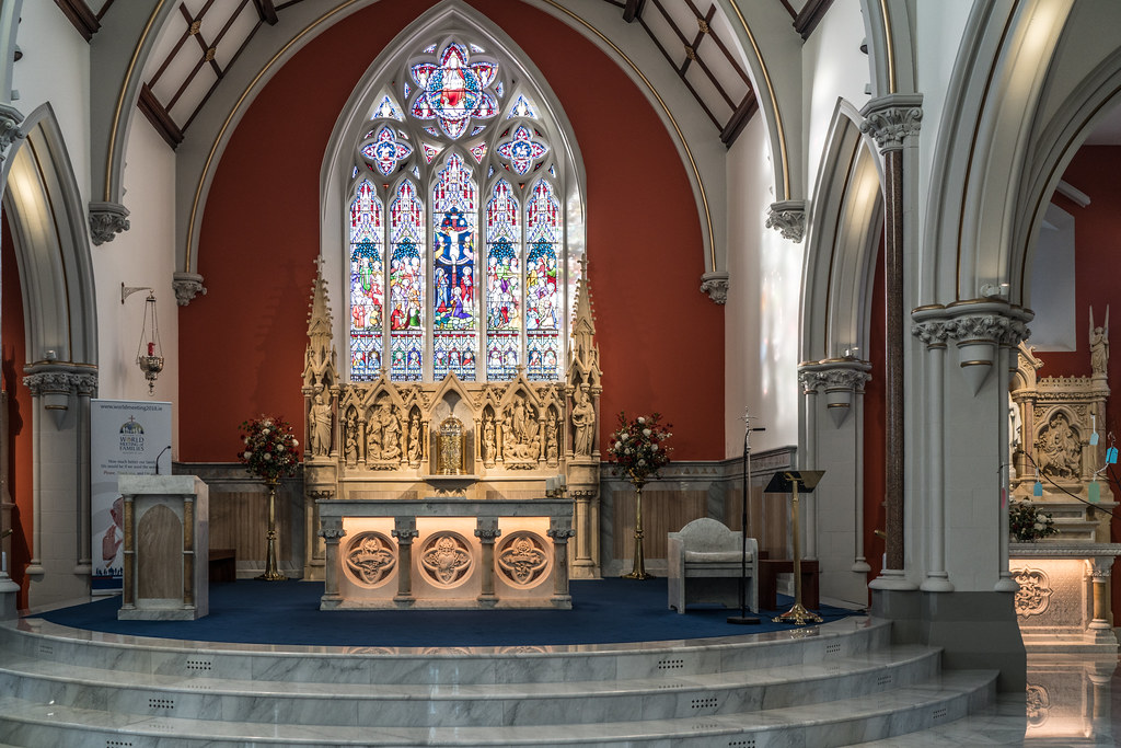 INTERIOR OF HOLY CROSS CHURCH [DUNDRUM JANUARY 2018]-135239