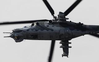 Czech Mil Mi-35