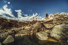 Riders of the Wind (Eaglewood Photography) Tags: nepal manaslu nepali himalayas travel mountain
