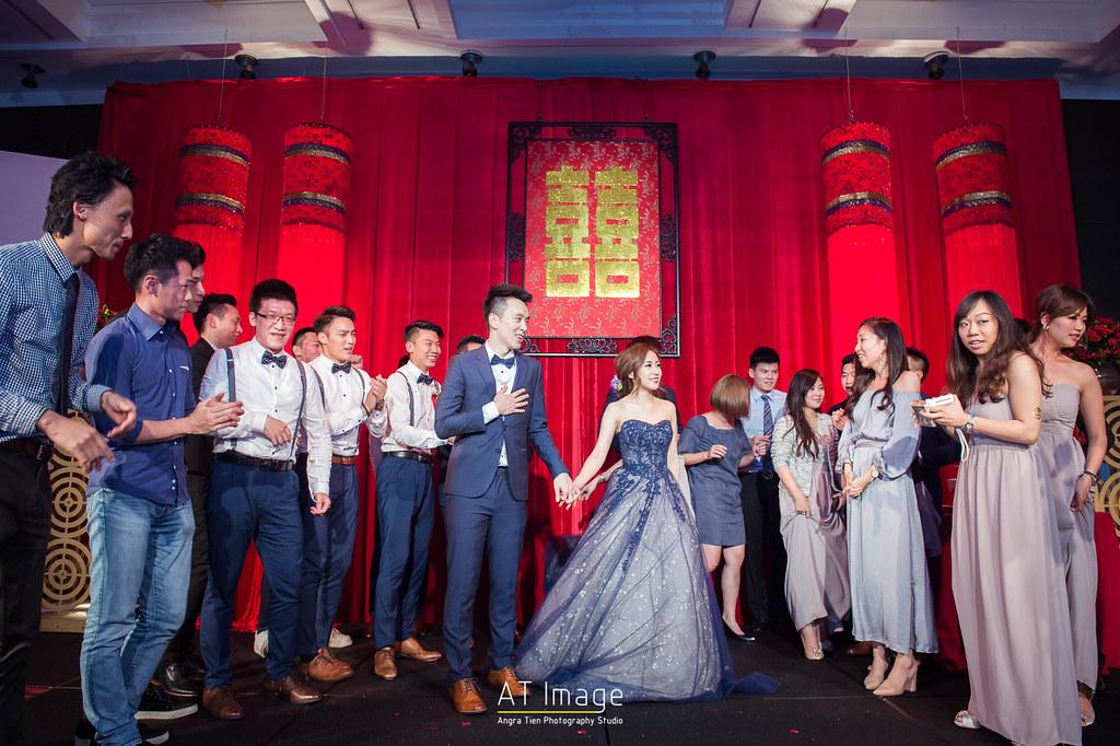 <婚攝> Hank & Nicole 晚宴 / 台北君悅酒店