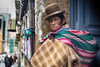 Bolivian woman (Feca Luca) Tags: people street portrait ritratto bolivia southamerica travel city nikon woman reportage donna