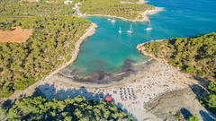 Most beautiful beach of Mallorca Cala Amarador