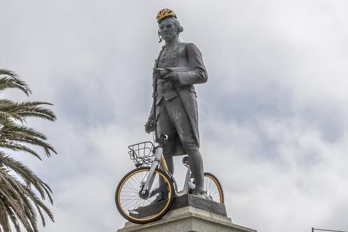 Captain Bike (Cook)