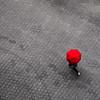 The Red Umbrella (lukas.b0) Tags: hamburg rot europa farben land orte deutschland regenschirm regen wetter color colors farbe germany parapluie umbrella colour colours rain red rouge weather