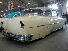 1954 Chevy 210 (splattergraphics) Tags: 1954 chevy 210 customcar carshow rustynutz jalopyrama carrollcountyagriculturalcenter westminstermd