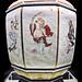 Vase avec les huit Immortels (Shanghai Museum, Chine)