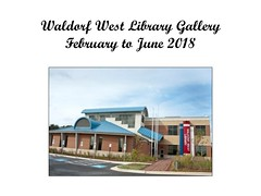"""Waldorf West Library Gallery - February - June 2018 • <a style=""""font-size:0.8em;"""" href=""""https://www.flickr.com/photos/124378531@N04/26246251068/"""" target=""""_blank"""">View on Flickr</a>"""