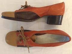Vintage 1970s shoes (profkaren) Tags: vintageshoes 1970s