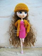 (Linayum) Tags: pullip pullipdita pullips pullipdoll junplanning doll dolls muñeca muñecas ganchillo crochet handmade linayum
