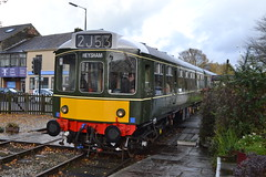 Class 117 W51339 & W51382 (Will Swain) Tags: east lancs railway scenic railcar weekend 4th november 2017 lancashire elr preserved heritage train trains rail railways transport travel uk britain vehicle vehicles country england english north west class 117 w51339 w51382 51339 51382