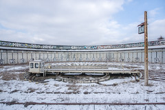 Lokomotywownia (PanMajster) Tags: lokomotywownia motive power depot kato katowice winter śląsk silesia polska poland pentax k3ii sigma 816