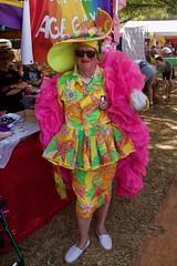 Dame Dolly (Val in Sydney) Tags: fair day mardi gras gay lesbian lgbt australia australie nsw sydney