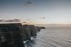 Irish vibes (przemyslawkrzyszczuk) Tags: irish ireland irlandia vibes cliff moher rock rocks sunset sun sea ocean atlantic island