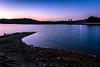 入り海残照ーAfterglow of the bay (kurumaebi) Tags: yamaguchi 秋穂 nikon d750 nature 自然 landscape 海 sea 夕焼け dusk