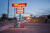 Mario's Pizza (bugeyed_G) Tags: tucson neon twilight street architecture arizona historic classic southwest vintage restoration