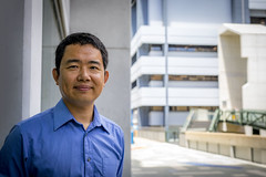 Bo Xia (QUT Science and Engineering Faculty) Tags: cebe bo xia associate professor civil engineering built environment staff profile portrait qut construction project management building