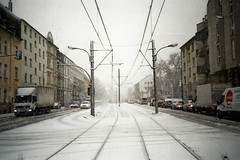 Schnee 3 (Turikan) Tags: olympus mju i fuji c200 dortmund schnee