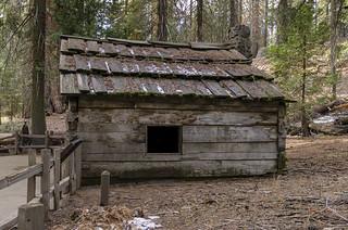 Gamlin Cabin - 1872