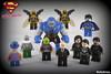 DC - Superman Villains (WattyBricks) Tags: lego dc comics superheroes lex luthor mister mxyzptlk doomsday darkseid parademon general zod ursa non bizarro brainiac