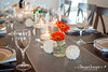 GingerSnaps-1433 (sugarsnapobx) Tags: obxwedding beachwedding pineislandlodge sugarsnapobx sugarsnapevents dayofcoordination centerpieces candles orange gray gerberdaisy