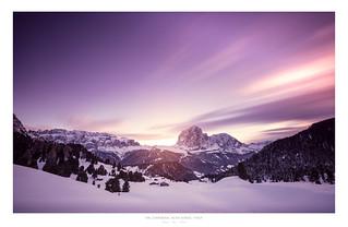 Val Gardena, Alto Adige, Italy