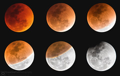 Super Blue Blood Moon Photography