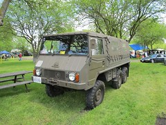 "Steyr-Daimler-Puch Pinzgauer 712 1 • <a style=""font-size:0.8em;"" href=""http://www.flickr.com/photos/81723459@N04/28330422249/"" target=""_blank"">View on Flickr</a>"