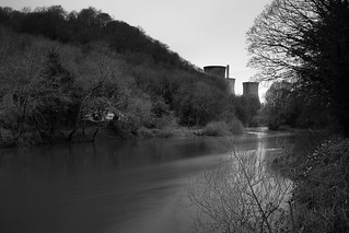 The River Severn at Ironbridge (Second Attempt)