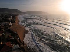 (LaCameraObscura) Tags: dji spark drone first flight italy italia santa maria di castellabate sea mediterrean waves beach from above sky