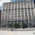Chicago Illinois - Auditorium Building - AkA - Roosevelt University - Facade thumbnail
