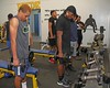 D206496A (RobHelfman) Tags: crenshaw sports track highschool losangeles practice weighttraining