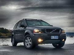 New Adventures (Keith Midson) Tags: volvo xc90 32 tasmania car vehicle transport suv