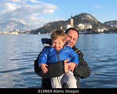 Photo accepted by Stockimo (vanya.bovajo) Tags: stockimo iphonegraphy iphone father son family lifestyle children baby love happiness happy holiday vacation outdoors lake caucasian cute beautiful parent one