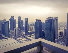 West Bay @Doha (asheeqmelangadi) Tags: qatar doha westbay