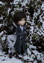 In the snow (Narmolanya A.) Tags: custo groove taeyangkain taeyang