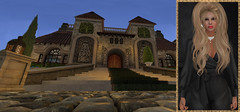 Secret Lives: Episode 28:Wenesday 2/28/2018 (Teddi Beres) Tags: second life sl secret lives cheating unfaithful rich snob elite wealthy country club drama melodrama soap opera