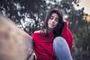 Marta H ®BoniGonzález-10 (boni_villasirga) Tags: retrato portrait ritratto chica girl woman mujer fashion moda outfit beauty rojo red negro black huesca aragón vadiello españa spain