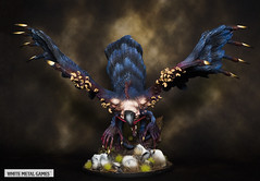 Phoenix - Kingdom Death (whitemetalgames.com) Tags: phoenix kingdom death board game monster whitemetalgames wmg white metal games painting painted paint commission commissions service services svc raleigh knightdale knight dale northcarolina north carolina nc hobby hobbyist hobbies mini miniature minis miniatures tabletop rpg roleplayinggame rng warmongers