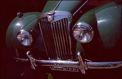 MG TD - front (nickant44) Tags: film retro vintage 35mm rangefinder olympus kodak coolscan