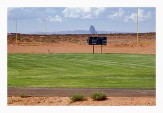 Monument Valley playground
